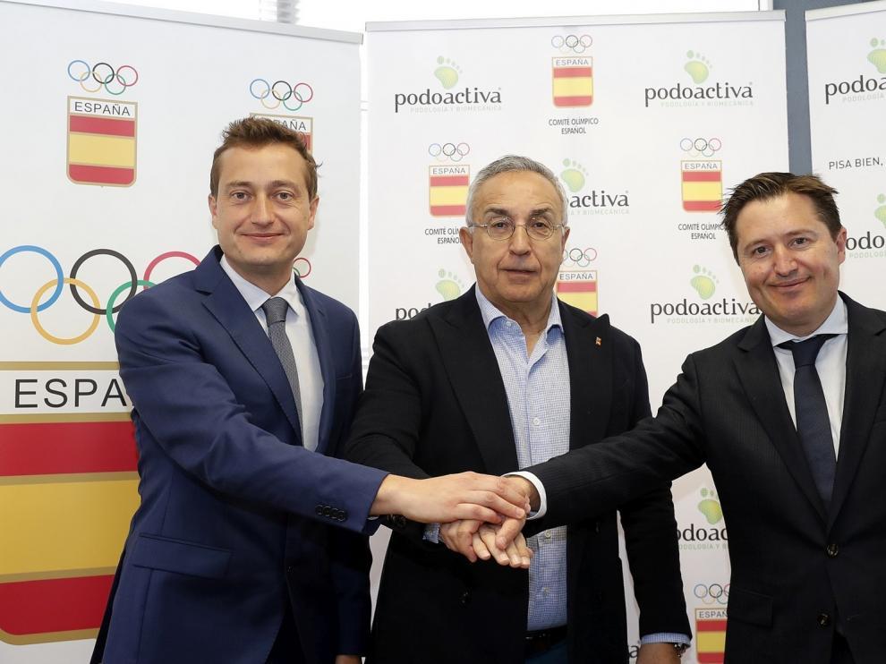 Podoactiva, líder en deporte a nivel nacional e internacional