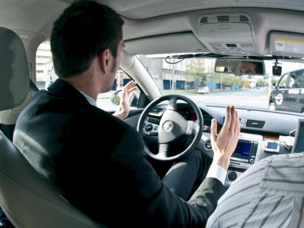 Los aragoneses, entre los conductores menos agresivos de España