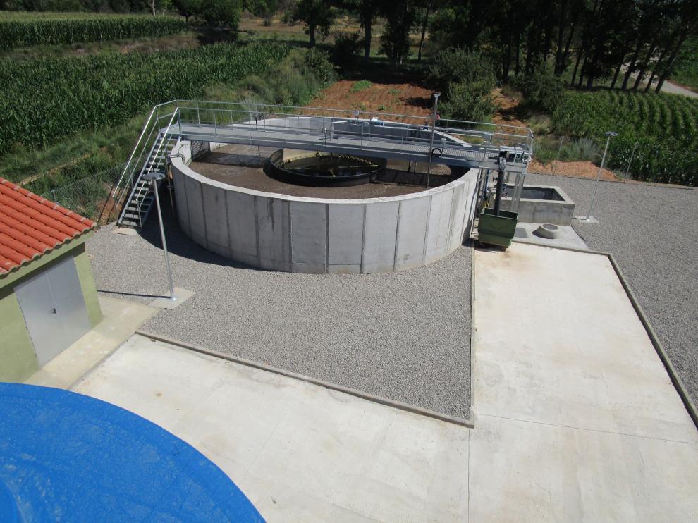 El Instituto Aragonés del Agua recibe 48 solicitudes para la construcción o mejora de depuradoras en el pirineo