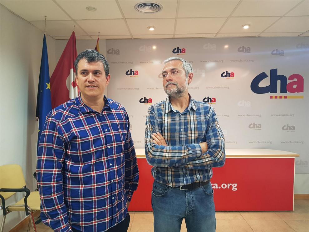 CHA elige a José Ramón Ceresuela como nuevo secretario territorial en el Alto Aragón