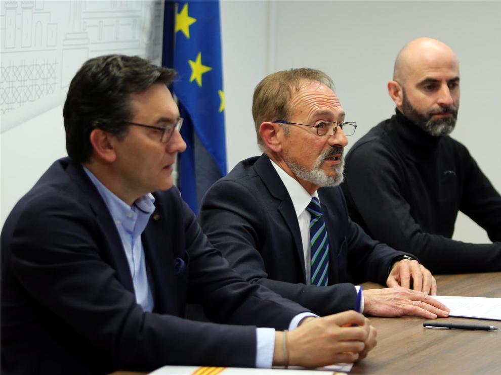 """El PAR pide un Fondo Especial de Inversiones para que Huesca """"despegue"""""""