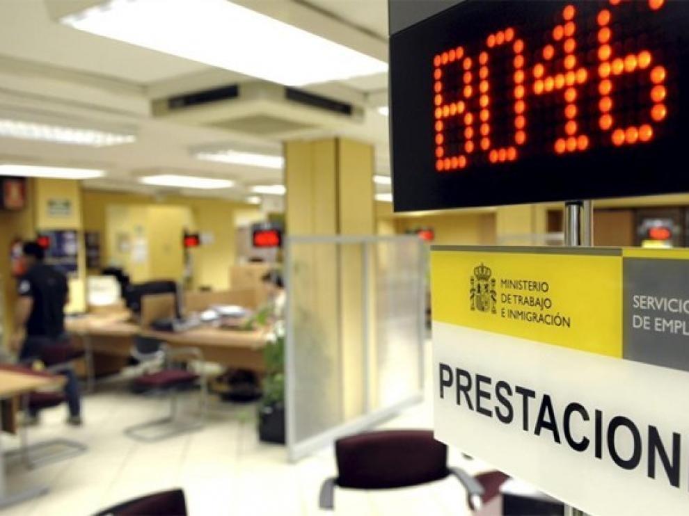 El paro baja en junio en Huesca un 2,24 %, con 227 desempleados menos