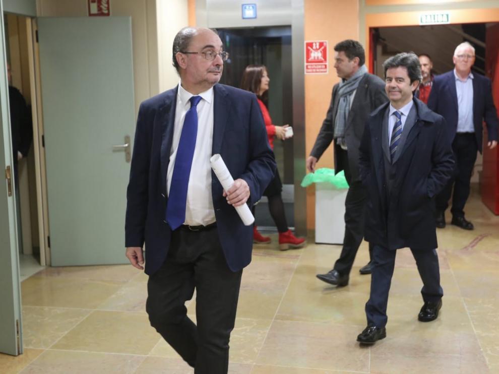 Huesca insiste en solicitar al Gobierno de España que se pueda disponer libremente del superávit del Ayuntamiento