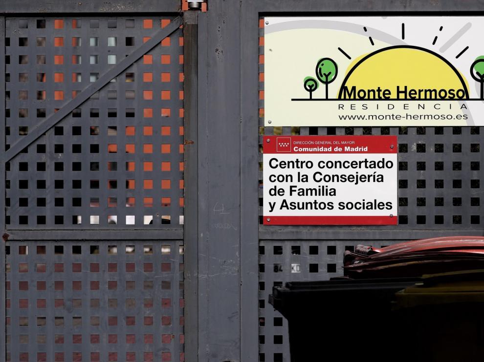Diecisiete ancianos de una residencia de Madrid mueren con coronavirus