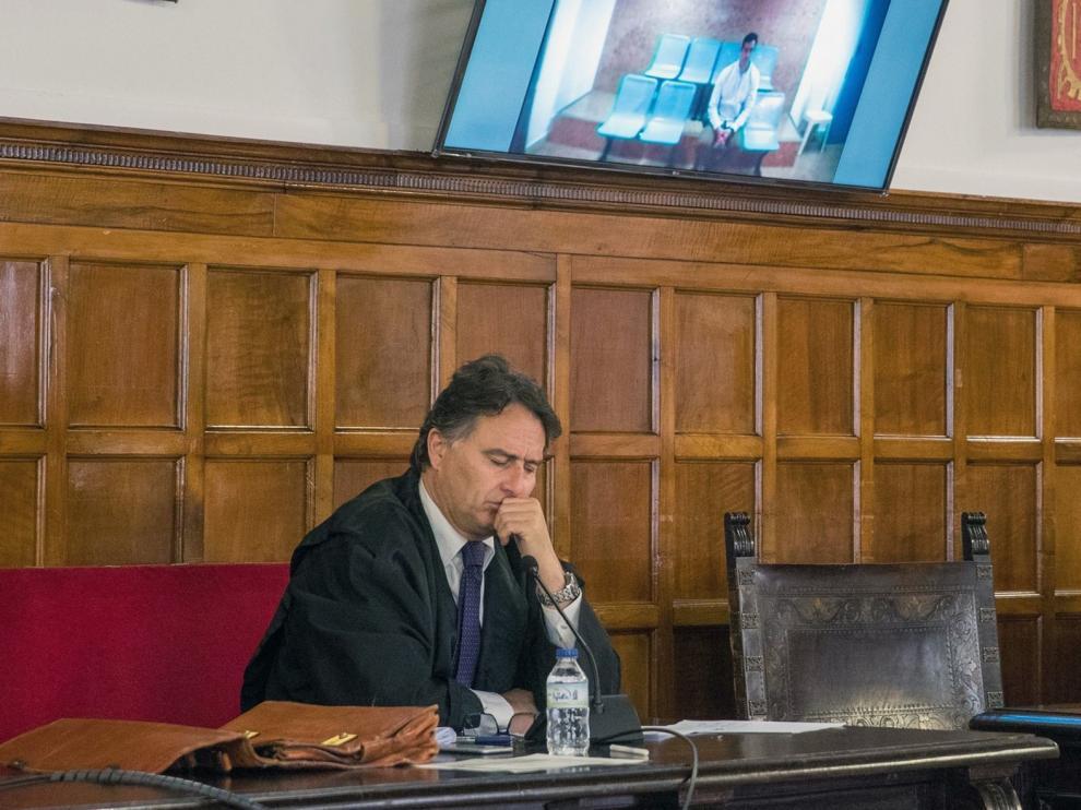El TSJA anula el juicio a Rodrigo Lanza, que se deberá repetir