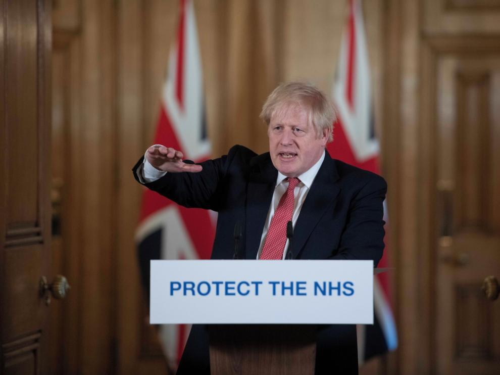 Reino Unido, ante el pico de la covid-19 al superar los 15.000 fallecidos