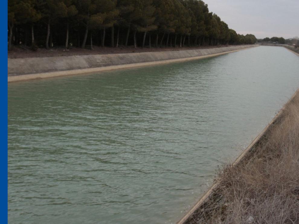Obras por 1,9 millones en los canales del Cinca y Monegros
