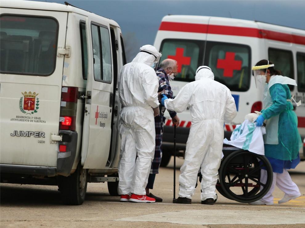 Las muertes por coronavirus en España descienden a 87 fallecidos en 24 horas