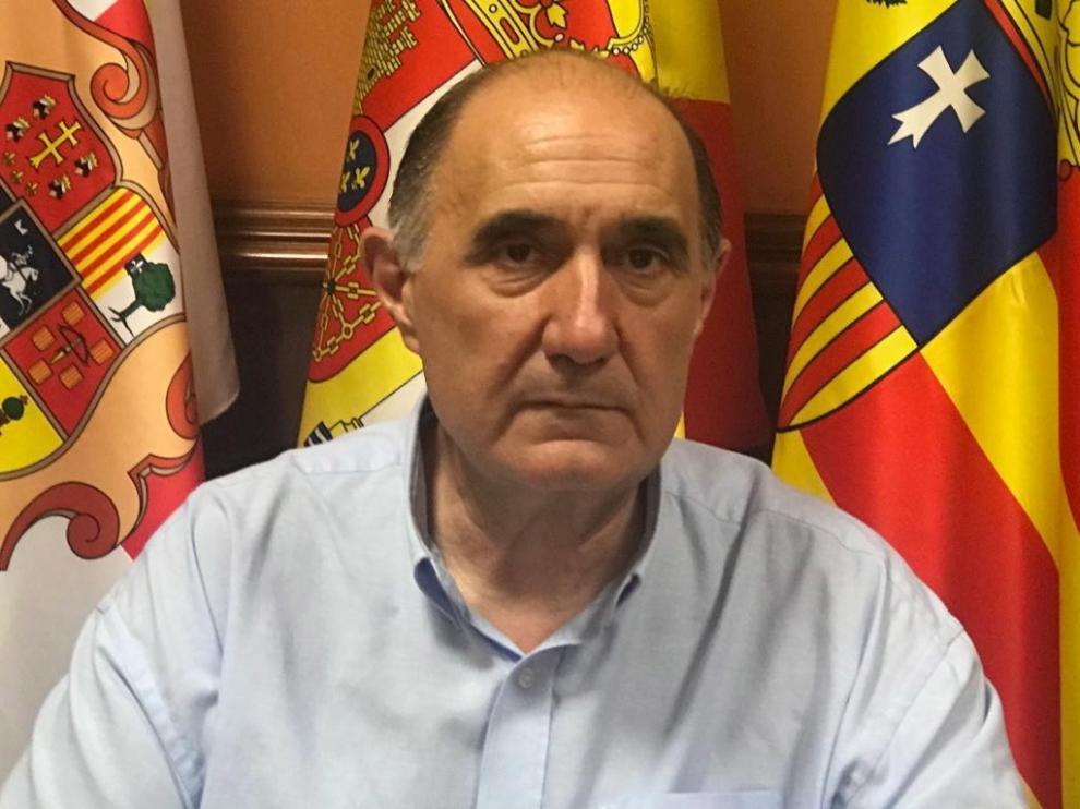 """El presidente de ASAJA Huesca considera """"un despropósito"""" los recortes de la PAC"""