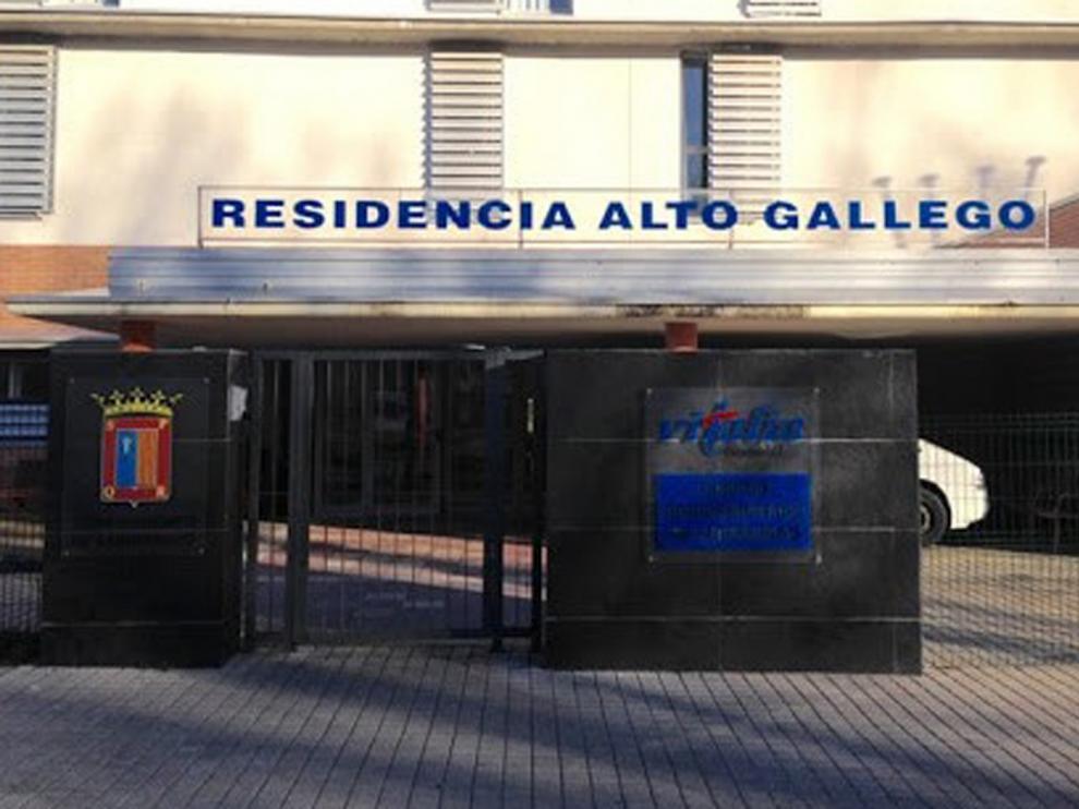 Dos personas fallecen con coronavirus este martes en Huesca y Sabiñánigo