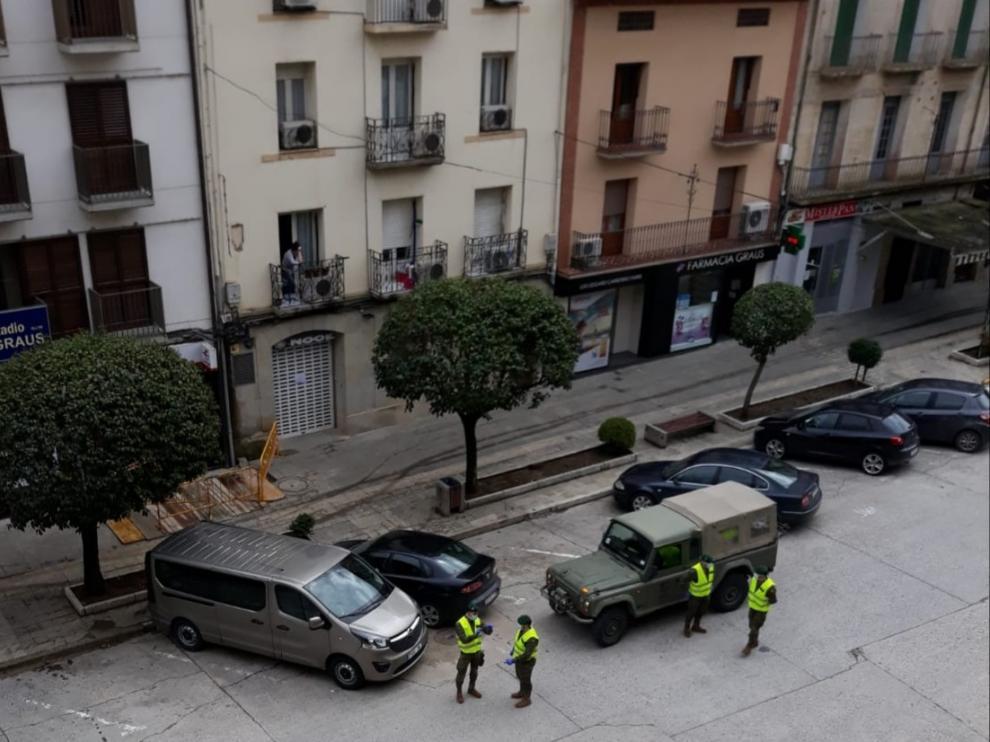Los test de Covid-19 realizados a trabajadores de la residencia de Mayores de Graus dan negativo