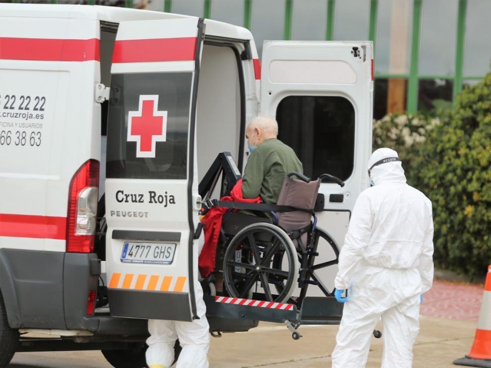 La provincia de Huesca ha registrado este jueves tres nuevas defunciones por coronavirus