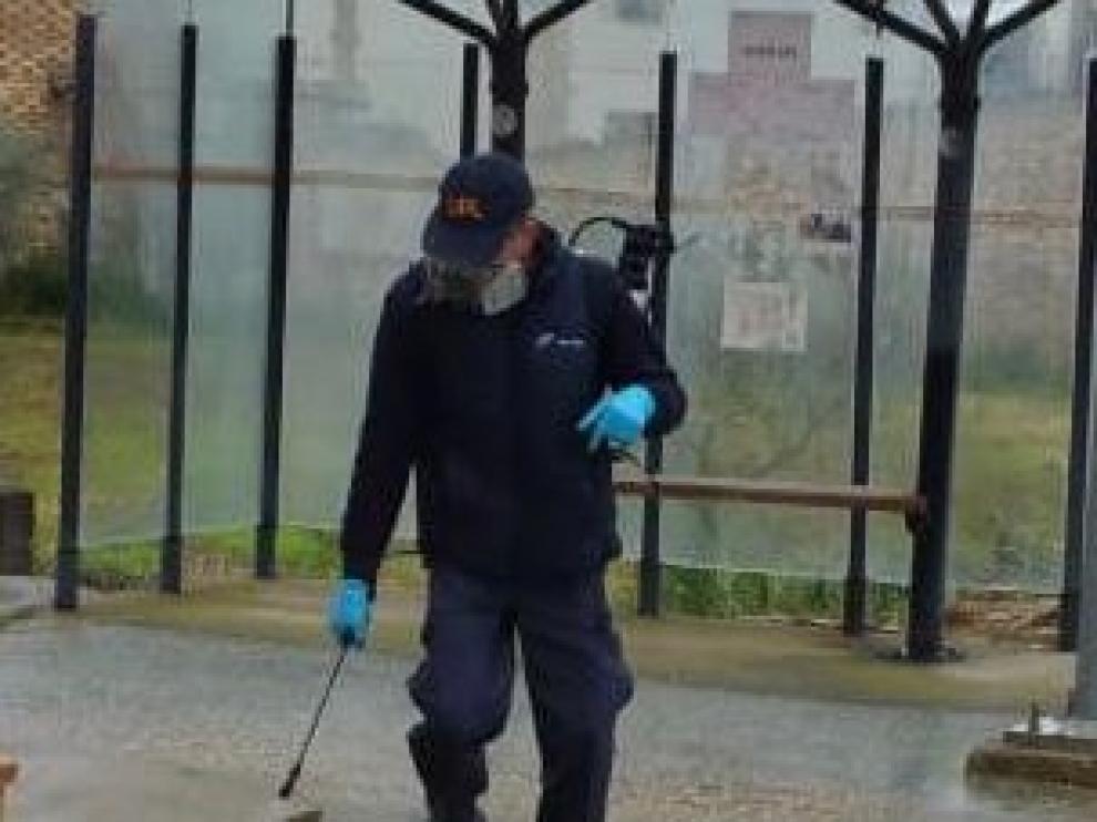 """El Ayuntamiento de Lascellas-Ponzano trabaja para que a sus vecinos """"no les falte de nada"""""""