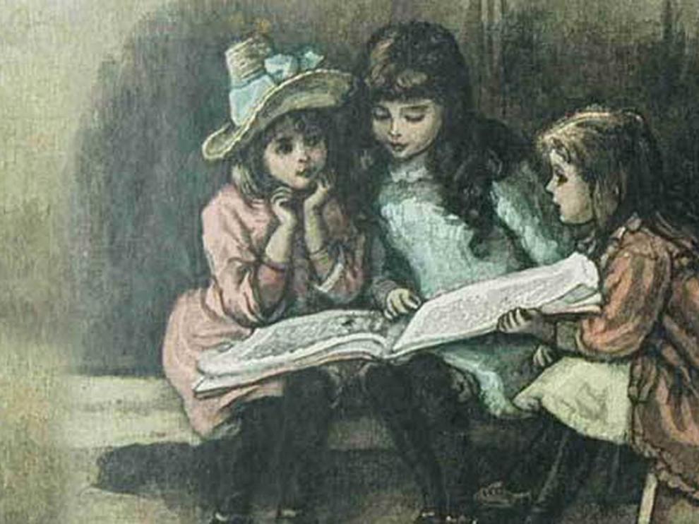 Libres e independientes, así hace a los niños la literatura
