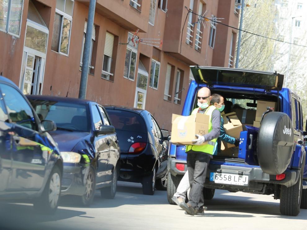 Te contamos foto a foto las últimas noticias del coronavirus en Huesca