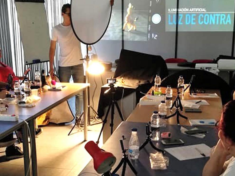 """""""Clips"""", un taller desde Binéfar para iniciarse en el audiovisual"""