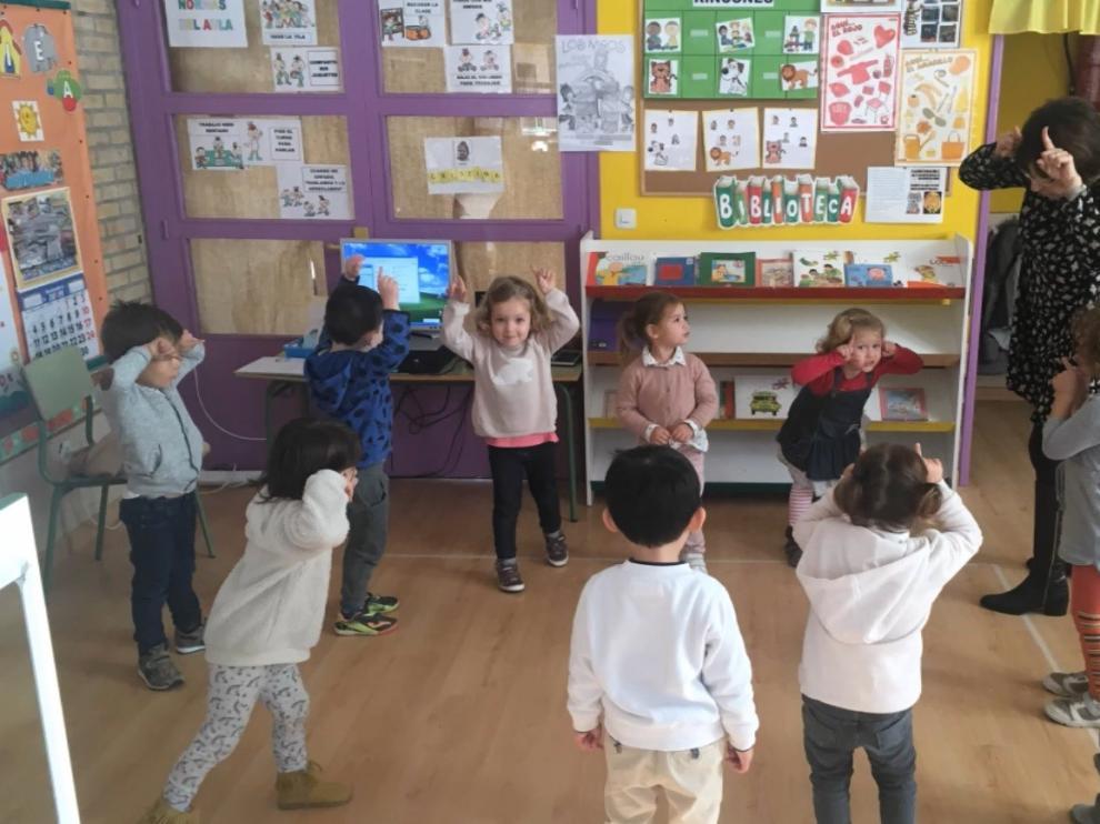El Colegio Alcoraz de Huesca se suma al Día Mundial de Concienciación sobre el Autismo