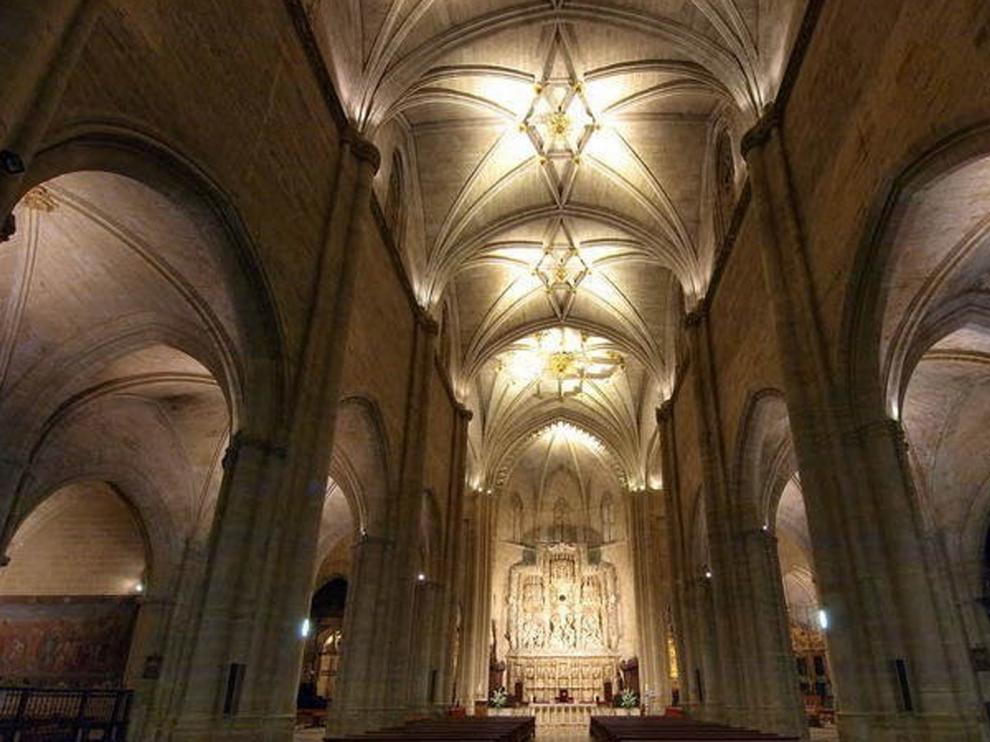Huesca Televisión retransmitirá la misa del Domingo de Ramos
