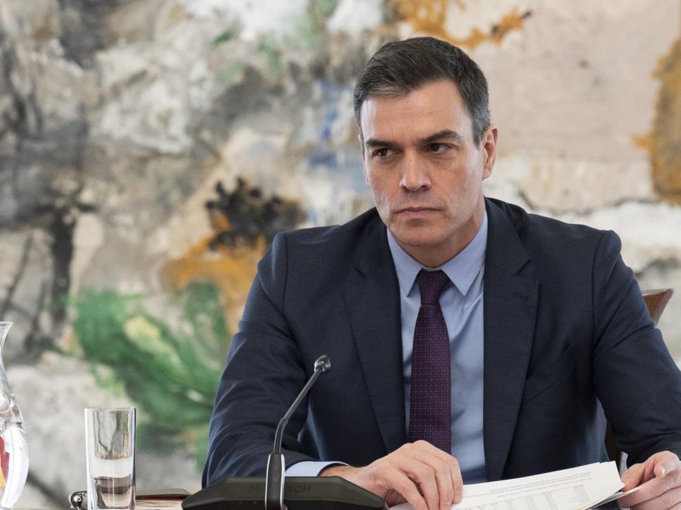 Sánchez pedirá al Congreso prorrogar el estado de alarma hasta el 26 de abril por el coronavirus