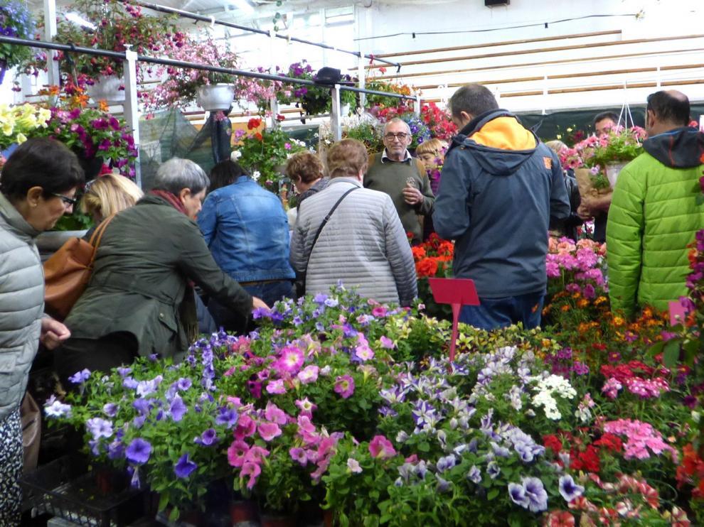 Biescas no celebrará este año su Feria de la Primavera prevista el 9 y 10 de mayo