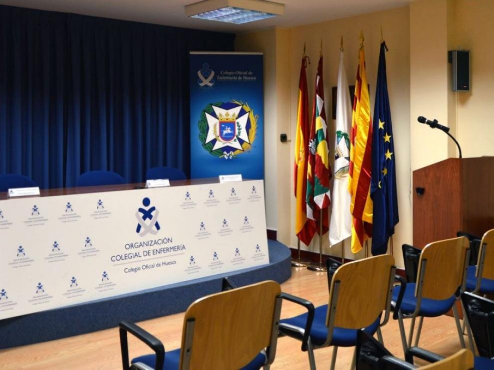 El Colegio de Enfermería de Huesca pide la colaboración ciudadana para combatir el coronavirus