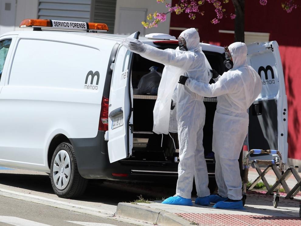 Son ya 39 los altoaragoneses fallecidos con coronavirus tras los 5 decesos de este sábado