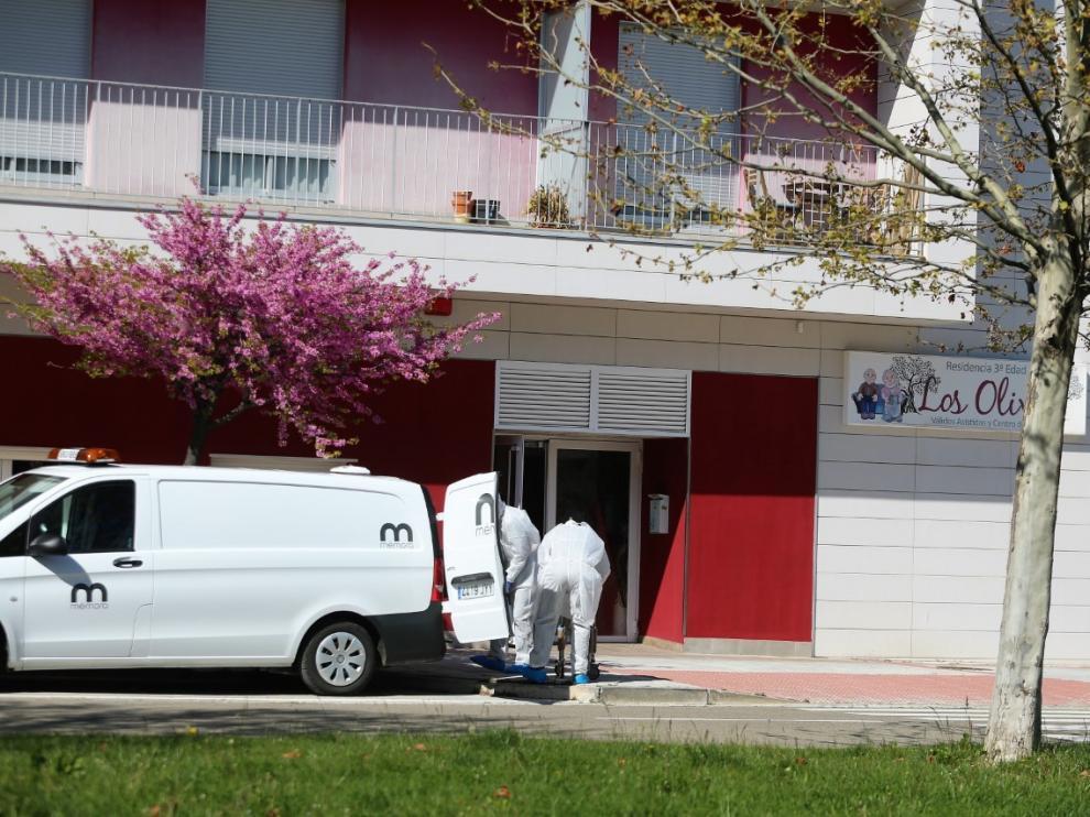 Nueva jornada de luto en la provincia de Huesca con siete fallecidos con coronavirus