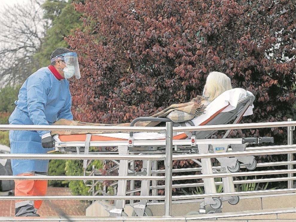 La provincia de Huesca alcanza los 45 fallecidos por el coronavirus y la cifra se duplica en solo cinco días