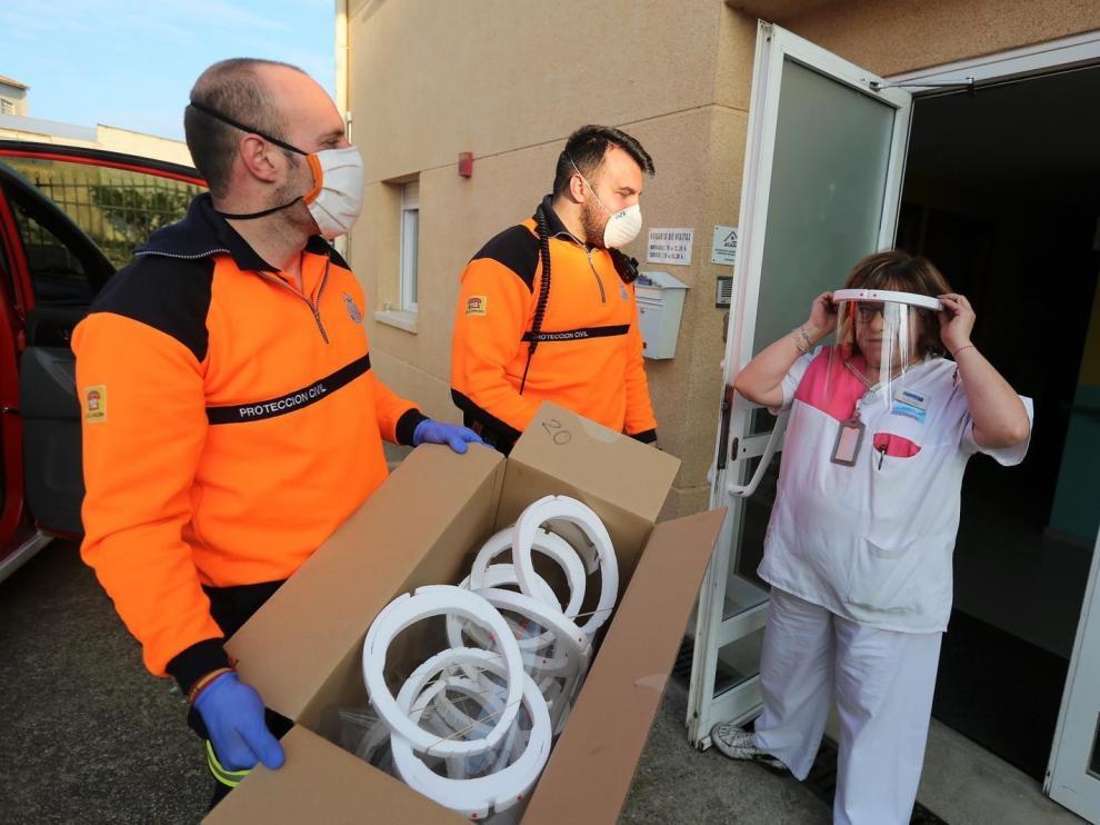 La Hoya organiza acciones comunes frente al coronavirus