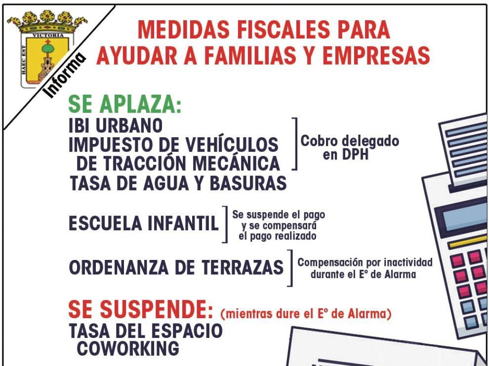 Boltaña plantea medidas fiscales para ayudar a familias y empresas ante el coronavirus