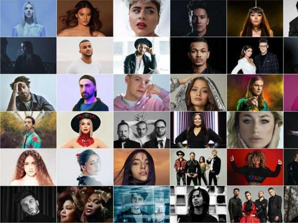 TVE emitirá el especial de Eurovisión que prepara la UER