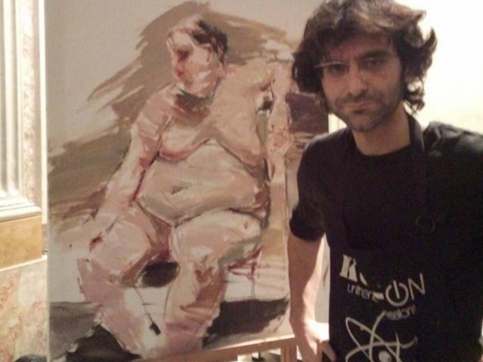 """Paco Lafarga: """"Me gusta jugar con la sugerencia más que con dejarlo todo definido"""""""