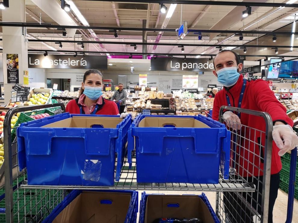 Carrefour dará una prima a sus trabajadores como reconocimiento ante el esfuerzo demostrado durante el coranavirus