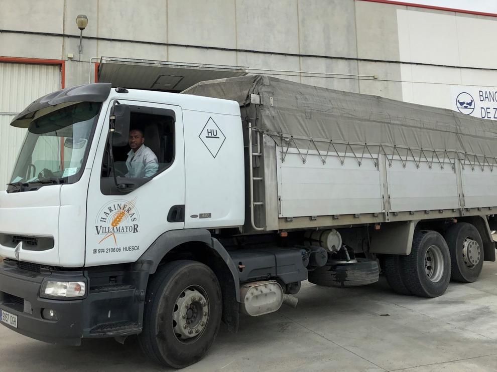 Harineras Villamayor dona 10.000 kilos de harina al Banco de Alimentos