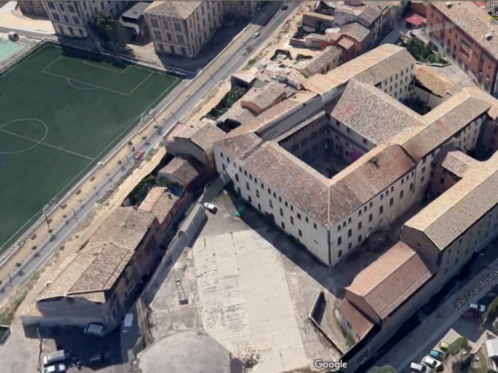 Acordadas nuevas catas en el antiguo Seminario de Huesca