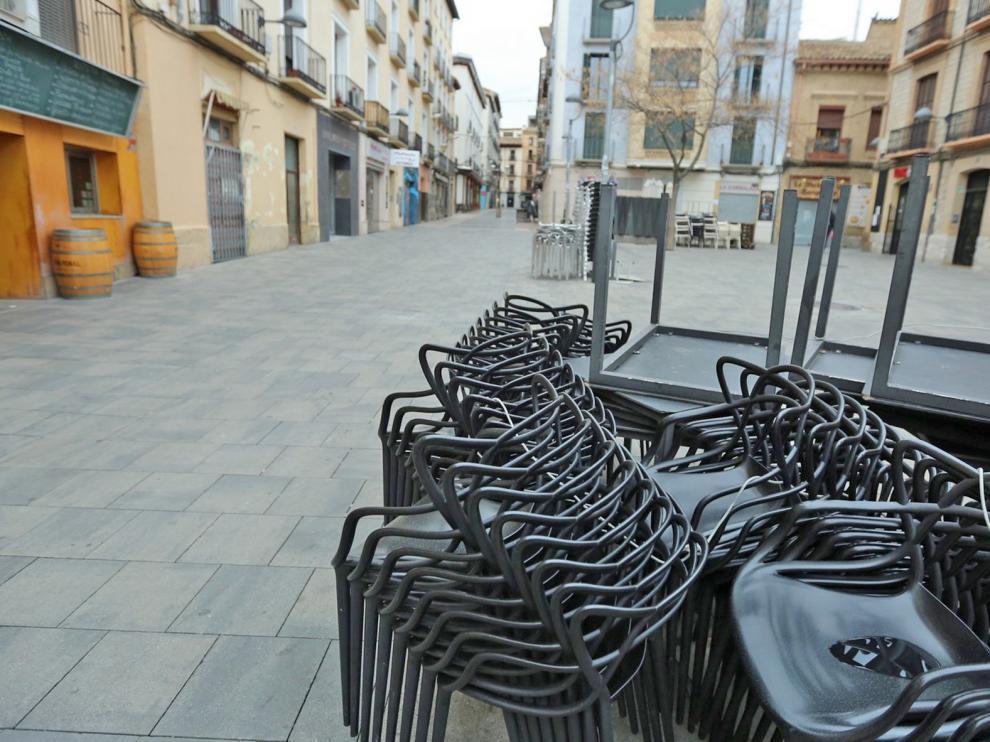 Cada negocio de Huesca cerrado por el estado de alarma por el coronavirus recibirá 800 euros