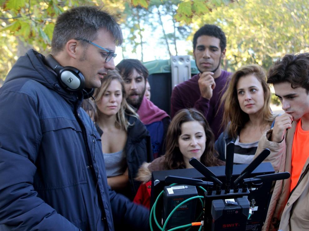 """Carlos Val: """"En el mundo del cine, el virus lleva mucho más tiempo que el coronavirus"""""""