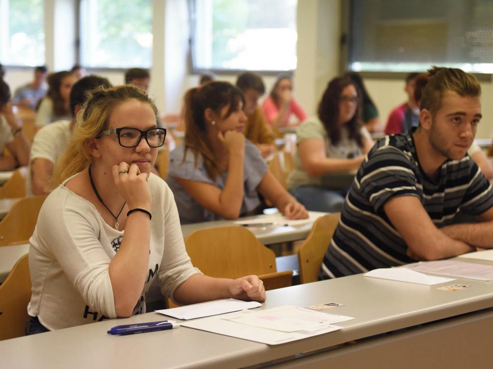 El Sindicato de Estudiantes exige un aprobado general tras la suspensión de las clases presenciales por el coronavirus.