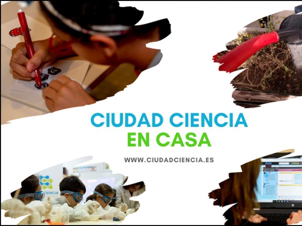 Medio Ambiente el Ayuntamiento de Monzón insta a seguir aprendiendo con el programa Ciudad Ciencia