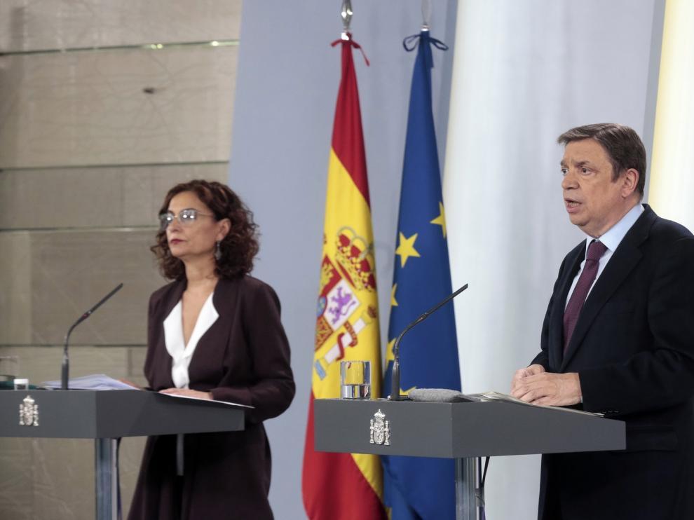 Pedro Sánchez llama a la concertación nacional y rechaza avanzar nuevas medidas para hacer frente a la crisis del coronavirus