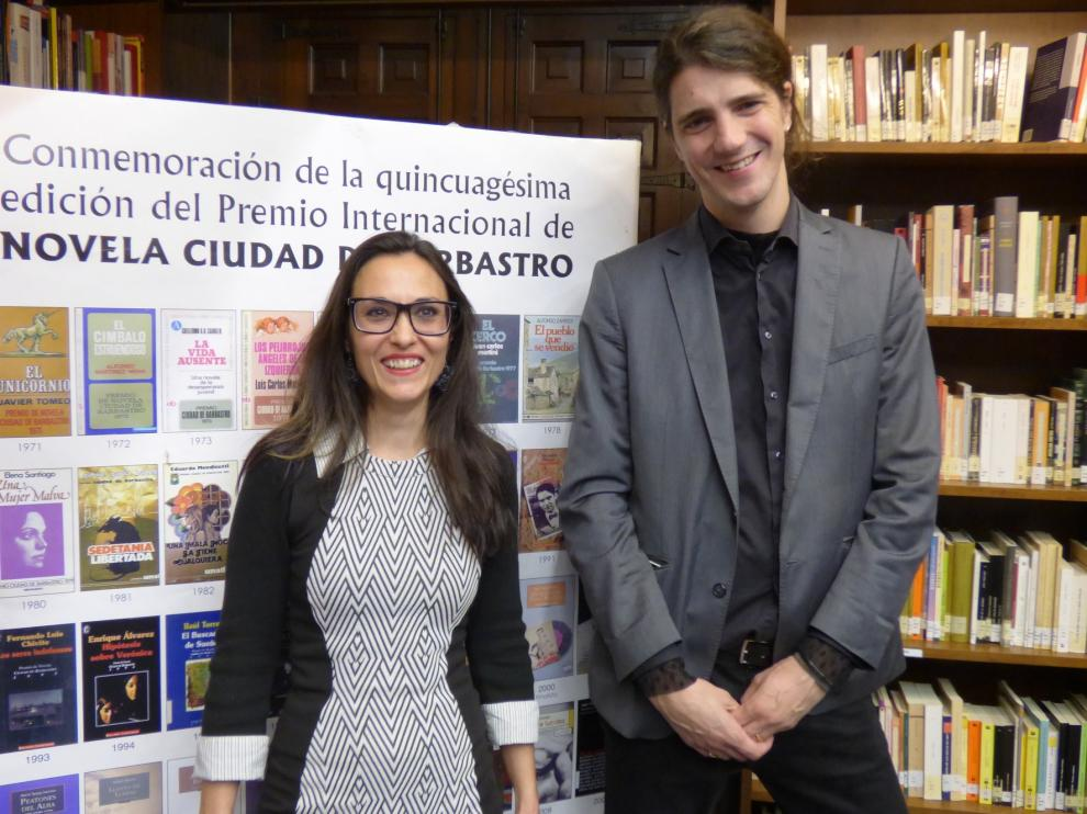 Los Premios Literarios de Barbastro, ante un buen año, pese al Covid-19