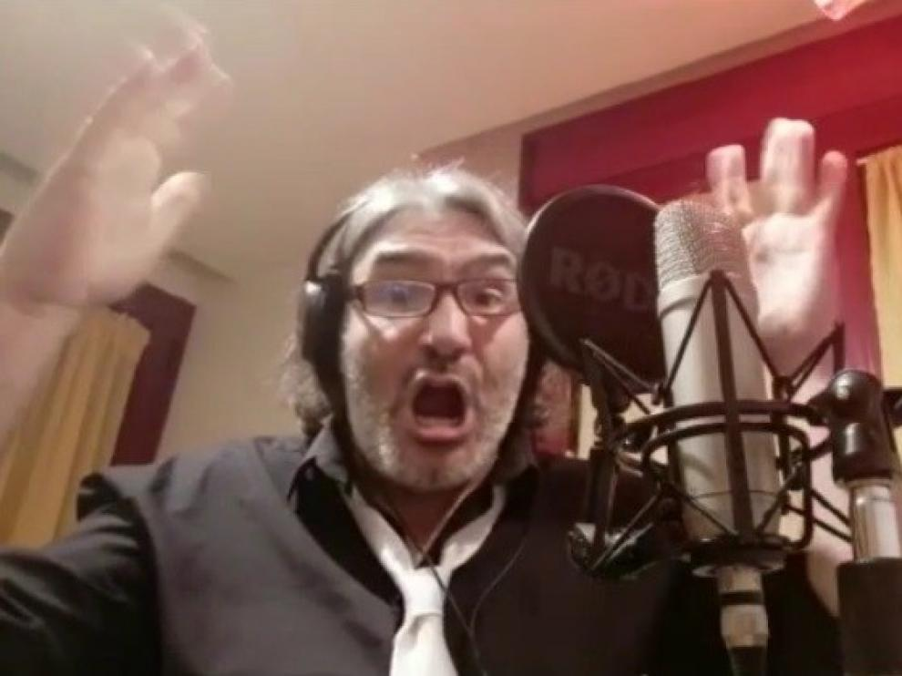 La Huesca Big Band se reúne virtualmente en su nuevo concierto