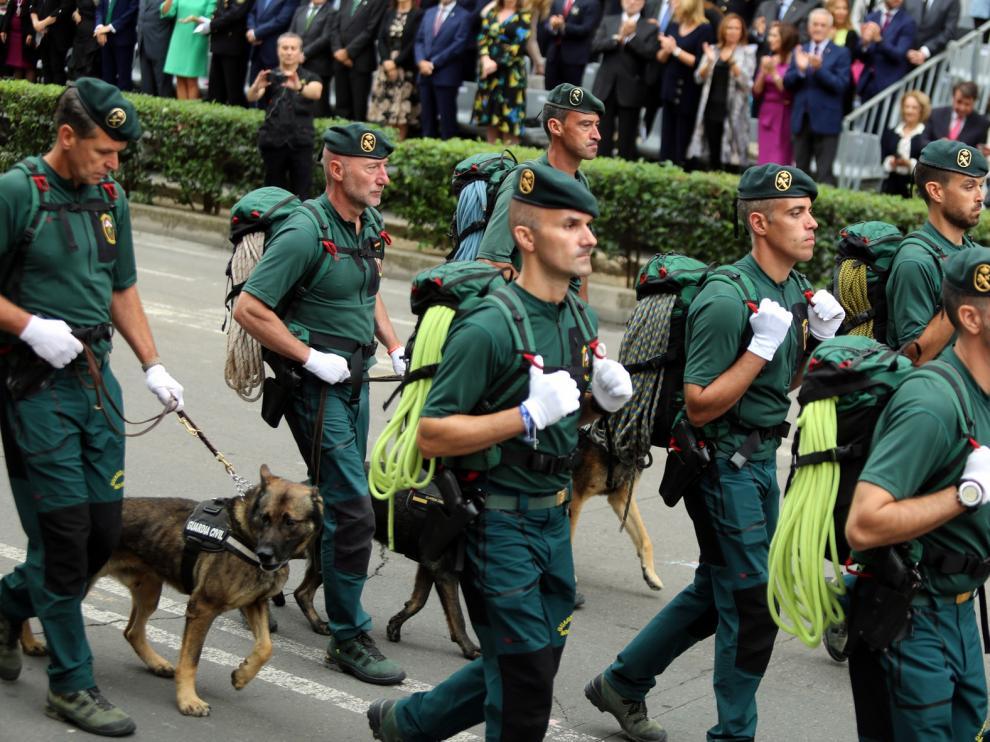 La hostelería de Huesca espera al menos un acto austero de las Fuerzas Armadas