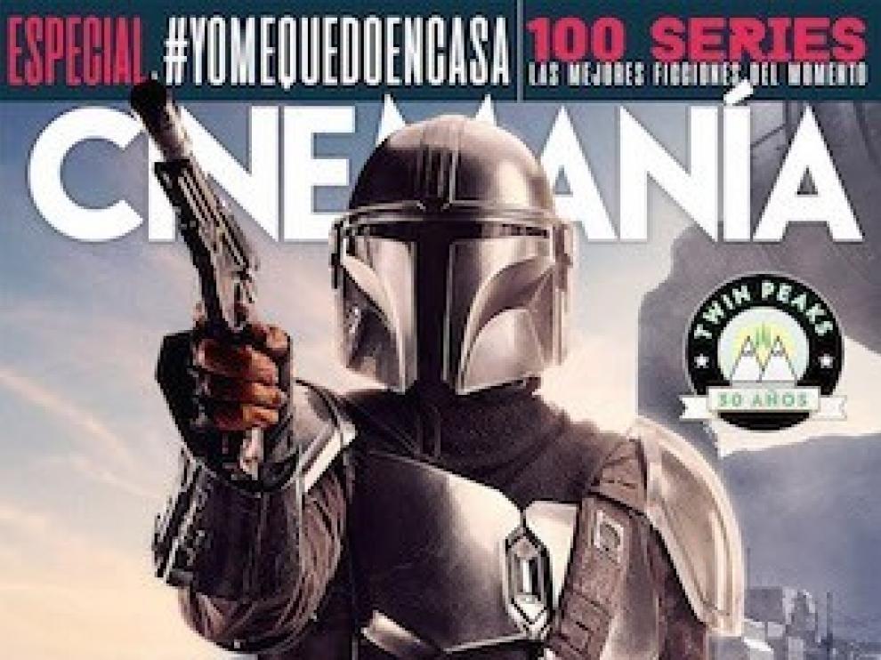 La revista Cinemanía edita un especial #YoMeQuedoEnCasa