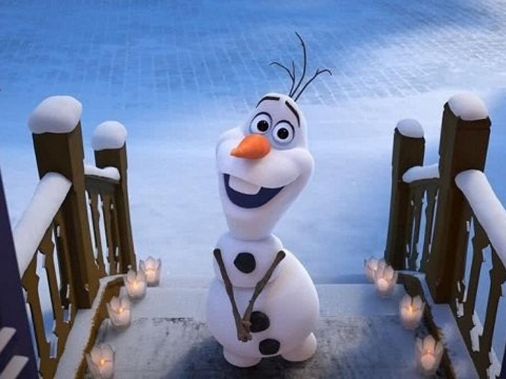 Varios cortos tendrán como protagonista a Olaf