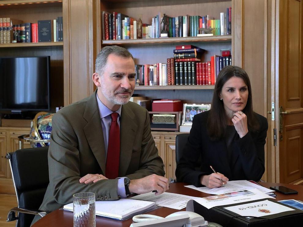 El Rey expresa su apoyo al turismo de montaña ante el impacto de la crisis por el coronavirus