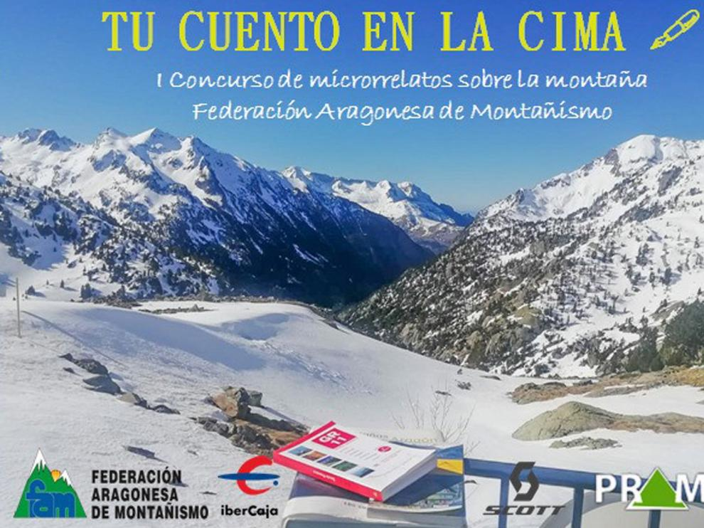 """El Concurso """"Tu cuento en la cima"""" une montaña y literatura"""
