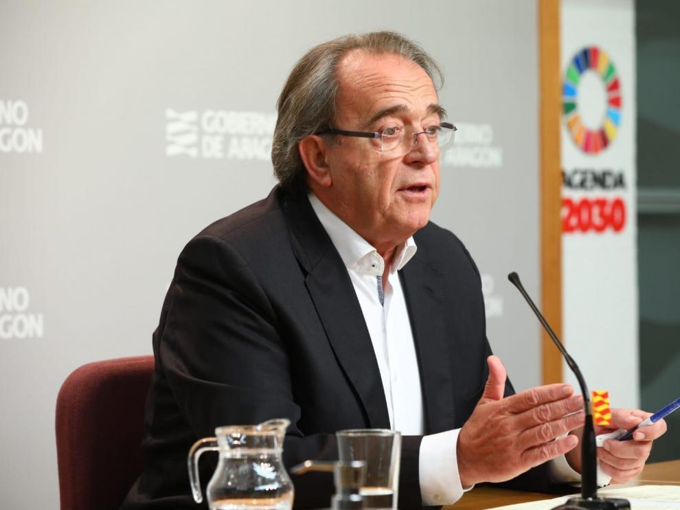Aragón cuenta con 1.476 millones de euros para hacer frente a la crisis del coronavirus