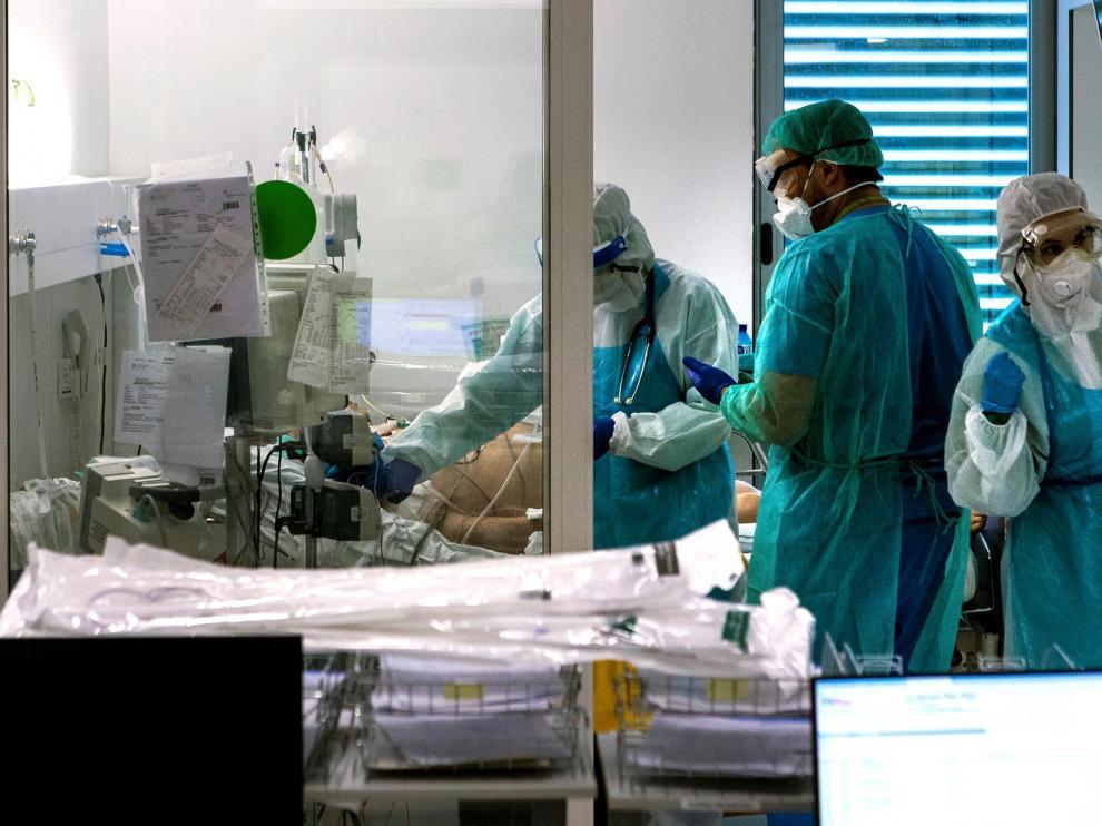 España suma 146.690 casos de coronavirus y el número de muertes diario sube ligeramente