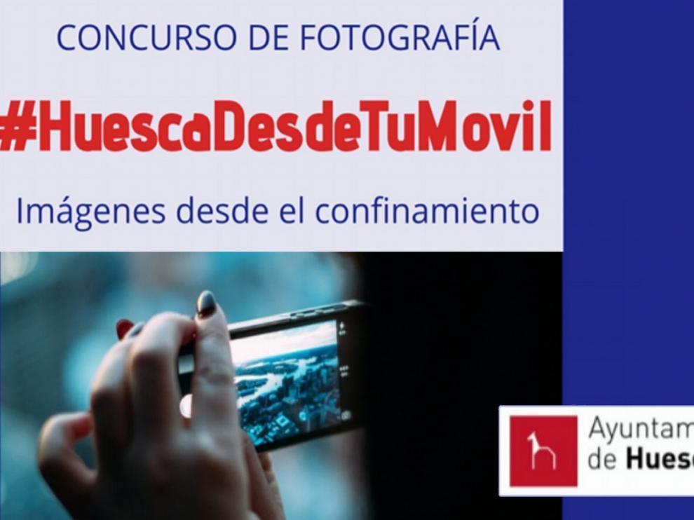 ¿Cómo ves #HuescaDesdeTuMóvil?